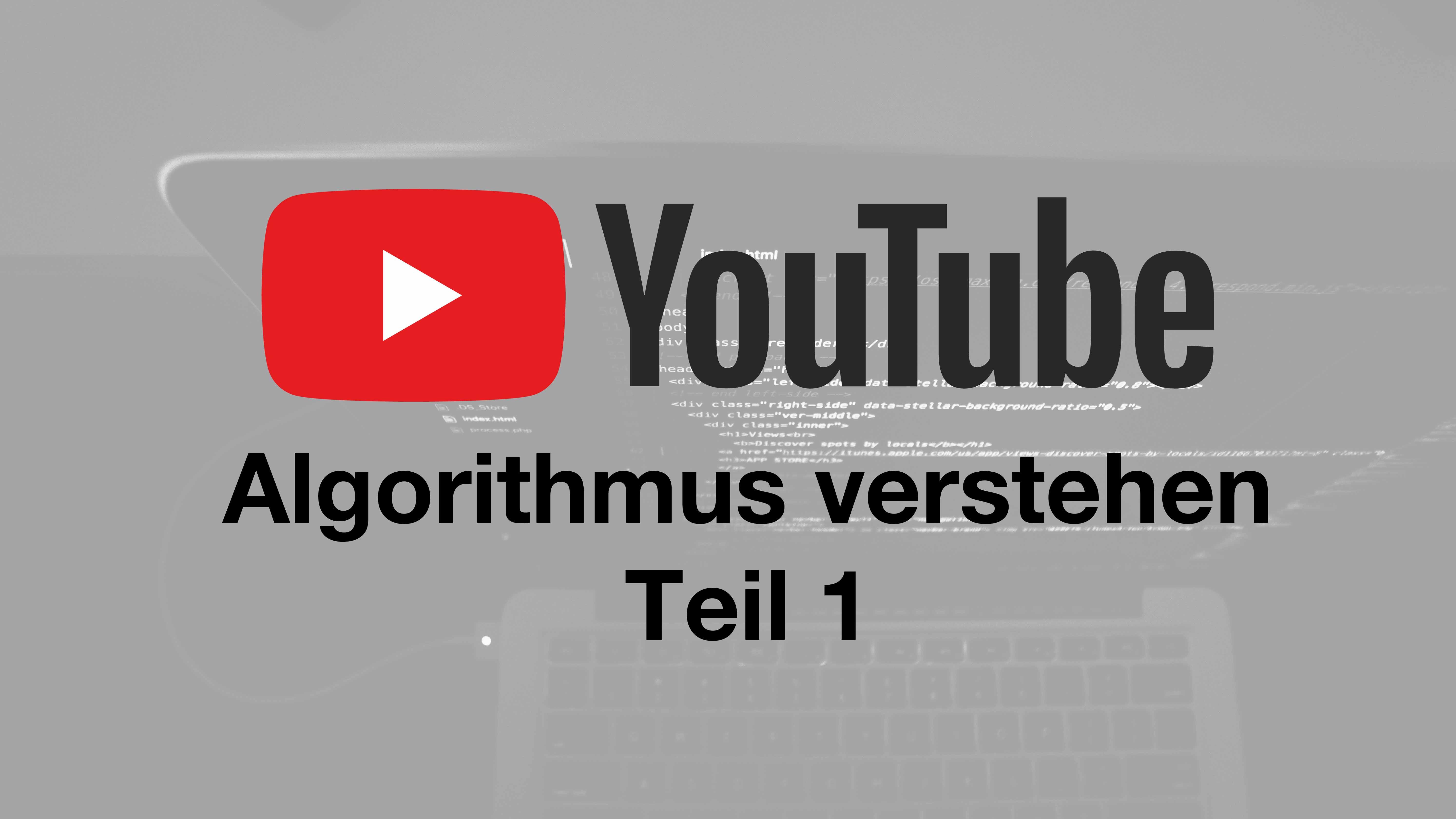 YouTube-Algorithmus